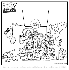 Free Printable Coloring Pages Toy Story 3 Color Bros