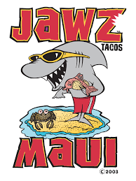 100 Big Truck Taco Menu JAWZ Fish S Maui S Restaurant In Kihei