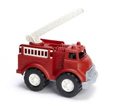 100 Metal Fire Truck Toy Green S Through The Moongate And Over The Moon S