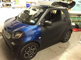 Smart Car 4Two Full Wrap Black Matte - DTM Signs And Truck Wraps ... Smart Car Glorified Truck Battery Youtube 2013 Electric Smtcar Drneon 1999 Fortwo Specs Photos Modification Info At Cardomain Dtown Austin Texas Not A Food But A Food Smart Car Repairs North West Mechanics Lift Kit For Fortwo Forums Memoirs Of Conservative In My Nonvegan High Speed Jet Powered Yes Jet Powered Sew Ez Quilting Vs Our Truck 2017 Smtcar Hydroplane Wreck