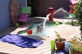 Build A DIY Dog Pool To Keep Your Pup Cool | Healthy Paws Backyard Ideas For Dogs Abhitrickscom Side Yard Dog Run Our House Projects Pinterest Yards Backyard Ideas For Dogs Home Design Ipirations Kids And Deck Bar The Dog Fence Peiranos Fences Install Patio Archcfair Cooper Christmas Lights Decoration Best 25 No Grass Yard On Friendly Backyards Compact English Garden Inspiring A Budget With Cozy Look Pergola Awesome Fencing Creative