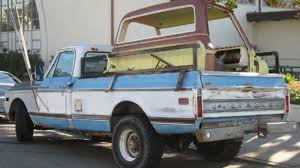 100 1971 Chevrolet Truck C Series Pickup With Extra Cab