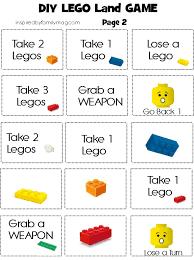 DIY LEGO Game