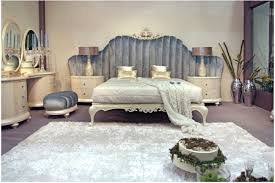 Blue Velvet King Headboard by Bedroom Gorgeous Image Of Blue And Cream Bedroom Decoration