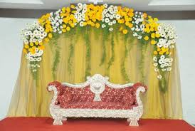 Bangalore Stage Decoration Design 335 Flower Pictures Marriage Photos With