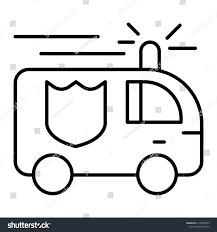 Fire Engine Thin Line Icon Fire Stock Vector (Royalty Free ... Firetruck Clipart Free Download Clip Art Carwad Net Free Animated Fire Truck Outline On Red Neon Drawing Stock Illustration 146171330 Engine Thin Line Icon Vector Royalty Coloring Page And Glyph Car With Ladder Fireman Flame Departmentset Colouring Pages Trucks Printable Lineart Of A Cartoon Black And White With Linear Style Sign For Mobile Concept Truck Icon Outline Style Image Set Collection Icons
