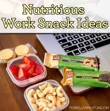 Healthy Office Snacks Ideas by Healthy Snacks For A Healthy Workplace The Temptimes