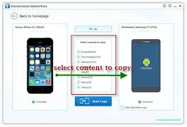 Swap Contacts between Android and iPhone through WhatsApp