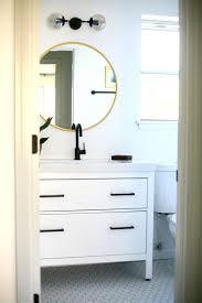 my proudest ikea hack classy modern vanity from an ikea favorite