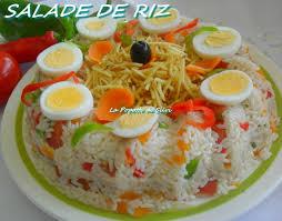 cuisine salade de riz salade de riz la popotte de silvi