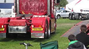 100 Rowland Trucking Ward Scania V8 Truckfest Peterborough 5th May YouTube