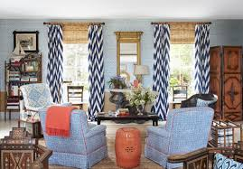 Navy Blue Chevron Curtains Walmart by Navy Chevron Curtains Interior Design