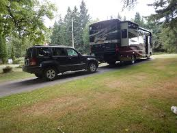 RV Tips: How To Tow A Car - RV Lifestyle Magazine