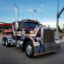 100 359 Peterbilt Show Trucks Classic Custom Big Rigs