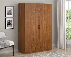 Ameriwood Pantry Storage Cabinet by Systembuild Furniture 48 Inch Wide Wardrobe Storage Closet By