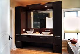 mid century modern bathroom vanity light To Choose Modern