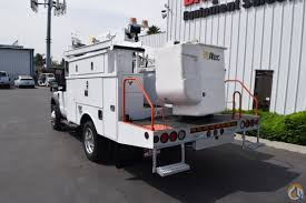 2010 Ford F550 4x4 Altec AT37-G 42' Hybrid Bucket Truck Crane For ...