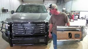 Frontier Front Bumper Replacement 2015-17 Ford F-150 Installation ... Truck Bumpers Ebay Luverne Equipment Product Information Magnum Heavy Duty Rear Bumper 2010 Gmc Sierra Facelift Ali Arc Industries Ranch Hand Wwwbumperdudecom 5124775600 Low Price Btf991blr Legend Bullnose Series Front Dodge Ram 123500 Stealth Fighter Dakota Hills Accsories Alinum Replacement Weis Fire Safety