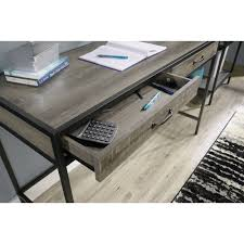 Mainstays Computer Desk Instructions by Mainstays Metro Desk Multiple Finishes Walmart Com