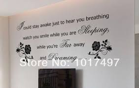 Photo 6 Of 11 Tumblr Bedroom Wall Lyrics Amazing