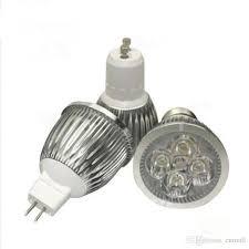 5x3w 15w mr16 gu10 e27 dimmable led spotlight bulb l aluminum