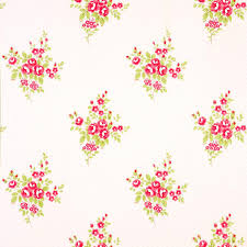 Shabby Chic Wallpaper Borders Wall
