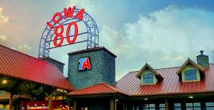 Iowa 80- The Worlds Largest Truck Stop And More! - The Traveling Sitcom
