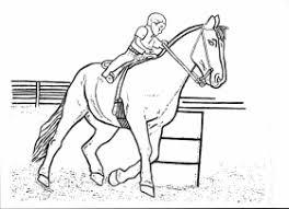 Clown Coloring Pages Rodeo Kids