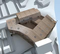 100 Belsize Architects Gonville Caius Boathouse