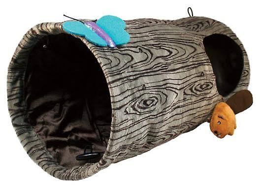 Kong Play Spaces Burrow Cat Toy