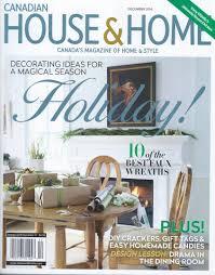 Home Decor Magazine Canada by Press And Media Sacha Nizami Design