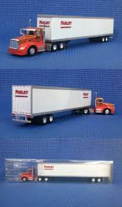 100 Tonkin Trucks Other HO Scale 484 Replias 1 87 Ho Peterbilt 386 Day Cab W
