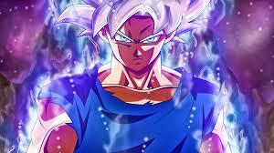 MUI Goku Vs SSJ4 Gogeta