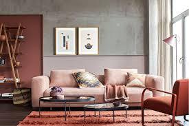 erdfarben edel und warm haus deko schöner wohnen