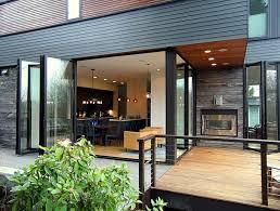 alu faltwände mit glas für wohnzimmer wintergarten schmidinger