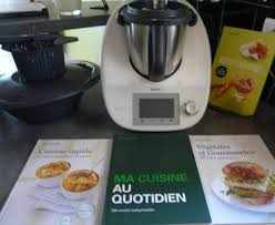 cuisine au quotidien thermomix thermomix tm5 d avril 2015 garanti encore 1 an 1 2