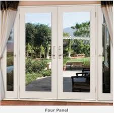 French Patio Doors Outswing by Jeld Wen Windows U0026 Doors Garden Door Outswing 6 Inch 15 Lite