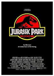 Jurassic Park Movie Poster 24x36