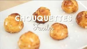 recette chouquettes faciles