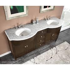 Mesa 48 Inch Double Sink Bathroom Vanity by Bathroom Elegant Bathroom Vanity Design With Silkroad Exclusive