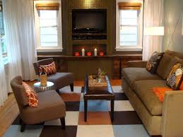 Living Room Ideas Brown Sofa Curtains by Living Room Traditional Living Room Ideas With Fireplace And Tv