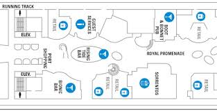 majesty of the seas deck plans royal caribbean releases harmony of the seas deck plans