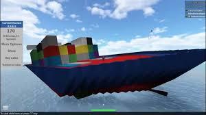 roblox sinking ship simulator youtube