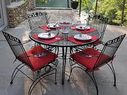 Vintage Wrought Iron Porch Furniture by Patio 9 Vintage Wrought Iron Patio Furniture Wrought Iron