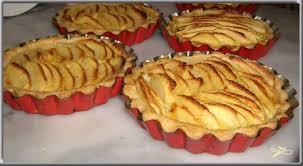 tarte sucree sans pate tartelettes gourmandes aux pommes sans sucre gourmands avec leila