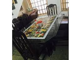 Dining Table With Six Chairs For Sale In Good Amount