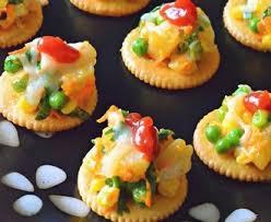 canapé firr monaco biscuits toppings recipes mytaste élégant canapé firr