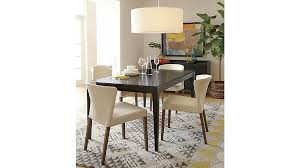 Crate And Barrel 2 Floor Lamps by Curran Crema Dining Chair Crate And Barrel