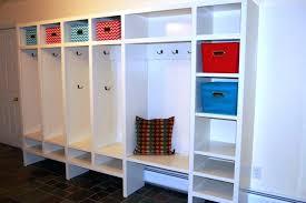 Mudroom Shoe Storage Ideas Coat Racks Shoe Storage With Coat Rack