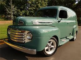 1950 Ford Panel Truck For Sale | ClassicCars.com | CC-1109433 1951 Ford F3 Flatbed Truck No Chop Coupe 1949 1950 Ford T Pickup Car And Trucks Archives Classictrucksnet For Sale Classiccarscom Cc698682 F1 Custom Pick Up Cummins Powered Custom Sale Short Bed Truck Used In Pickup 579px Image 11 Cc1054756 Cc1121499 Berlin Motors